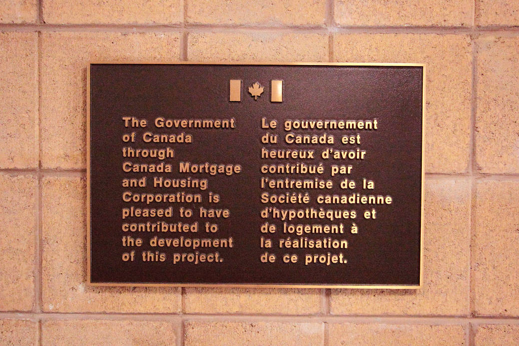 The Government of Canada through Canada Mortgage and Housing Corporation is pleased to have contributed to this project.